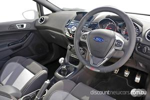 2017 Ford Fiesta ST WZ Manual