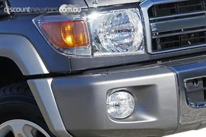 2020 Toyota Landcruiser GXL Manual 4x4 Double Cab