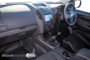2019 Isuzu D-MAX SX Manual 4x2 MY19