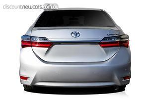 2019 Toyota Corolla SX Auto