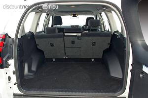 2019 Toyota Landcruiser Prado GX Manual 4x4