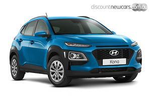 2019 Hyundai Kona Go Auto AWD MY19