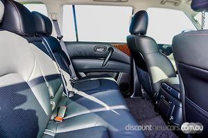 2018 Nissan Patrol Ti Y62 Series 4 Auto 4x4