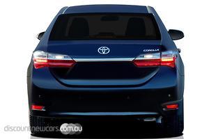 2018 Toyota Corolla SX Auto