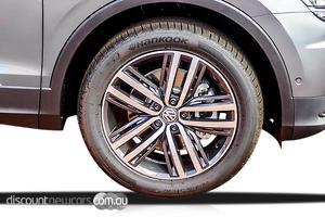 2019 Volkswagen Tiguan 162TSI Highline Allspace 5N Auto 4MOTION MY20