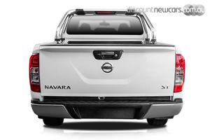 2018 Nissan Navara ST D23 Series 3 Manual 4x4