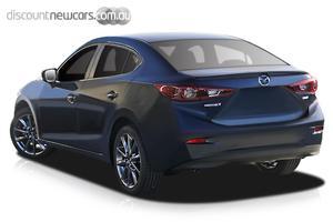 2019 Mazda 3 SP25 Astina BN Series Auto