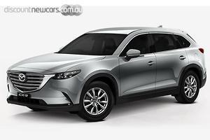 2018 Mazda CX-9 Touring TC Auto