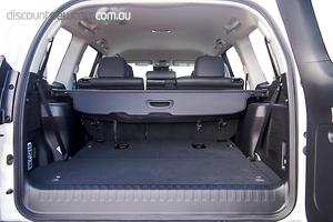 2018 Toyota Landcruiser Prado VX Auto 4x4