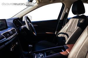 2019 Mazda 3 SP25 GT BN Series Manual