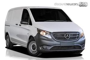2020 Mercedes-Benz Vito 111CDI SWB Manual