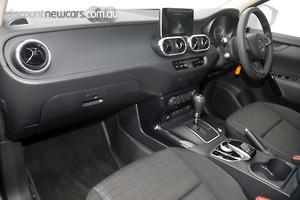 2020 Mercedes-Benz X-Class X250d Pure Auto 4MATIC Dual Cab