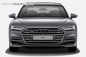2021 Audi A8 50 TDI L LWB Auto quattro MY21