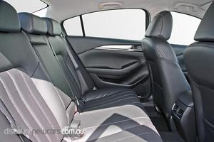 2018 Mazda 6 GT GL Series Auto