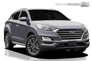 2019 Hyundai Tucson Elite Auto 2WD MY20