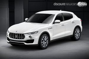 2020 Maserati Levante Auto MY20