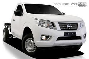 2019 Nissan Navara DX D23 Series 4 Manual 4x4