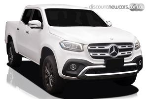 2018 Mercedes-Benz X-Class X250d Power Auto 4MATIC Dual Cab