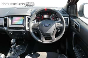 2018 Ford Ranger Raptor PX MkIII Auto 4x4 MY19 Double Cab