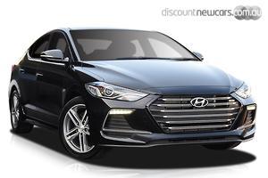 2018 Hyundai Elantra SR Turbo Manual MY18