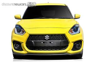 2018 Suzuki Swift Sport Auto