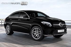 2019 Mercedes-Benz GLE-Class GLE350 d Auto 4MATIC