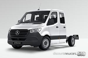 2019 Mercedes-Benz Sprinter 316CDI Medium Wheelbase Auto RWD Dual Cab