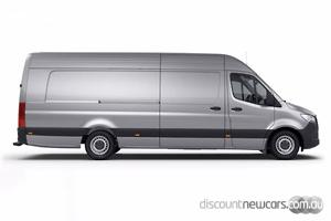 2020 Mercedes-Benz Sprinter 316CDI Extra LWB Auto RWD