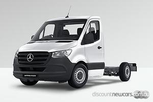 2019 Mercedes-Benz Sprinter 419CDI Medium Wheelbase Auto RWD Dual Cab