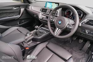 2018 BMW M2 Pure F87 LCI Manual