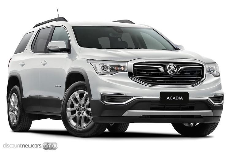 Holden Acadia