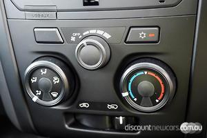 2018 Isuzu D-MAX SX High Ride Auto 4x2 MY18