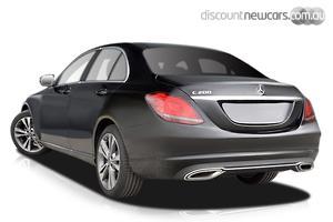 2021 Mercedes-Benz C-Class C200 Auto
