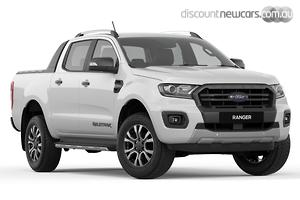 2019 Ford Ranger Wildtrak PX MkIII Manual 4x4 MY19 Double Cab