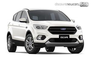 2018 Ford Escape Ambiente ZG Manual 2WD MY18.75