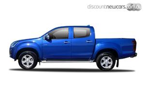 2018 Isuzu D-MAX LS-U High Ride Auto 4x2 MY18