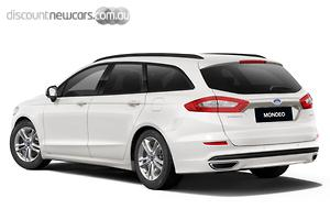 2019 Ford Mondeo Ambiente MD Auto MY18.75