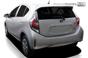 2019 Toyota Prius C Auto