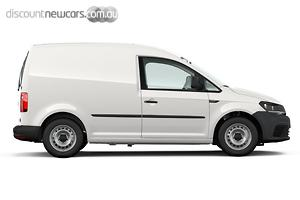 2020 Volkswagen Caddy TSI160 2KN SWB Manual MY20