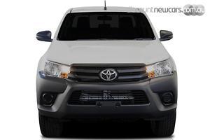 2019 Toyota Hilux Workmate Hi-Rider Auto 4x2 Double Cab