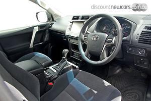 2018 Toyota Landcruiser Prado GX Auto 4x4