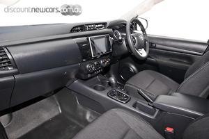2019 Toyota Hilux SR Auto 4x4 Double Cab