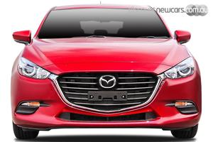 2018 Mazda 3 Neo Sport BN Series Manual