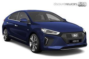 2019 Hyundai IONIQ hybrid Premium Auto MY19