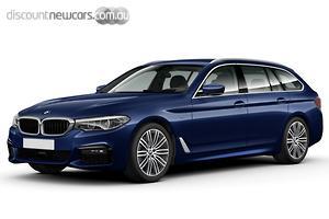 2020 BMW 5 Series 520d M Sport G31 Auto