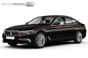 2020 BMW 5 Series 520i Luxury Line G30 Auto