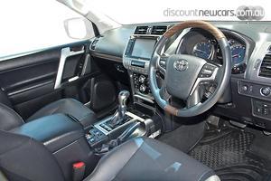 2018 Toyota Landcruiser Prado Kakadu Auto 4x4