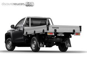 2019 Mitsubishi Triton GLX MR Manual MY19
