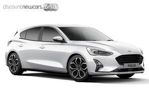 2019 Ford Focus Titanium SA Auto MY19.25