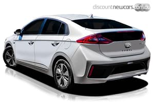 2019 Hyundai IONIQ plug-in Elite Auto MY19
